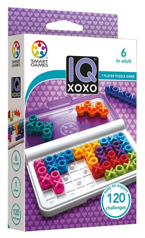 IQ PUZLE XOXO. SMART GAMES