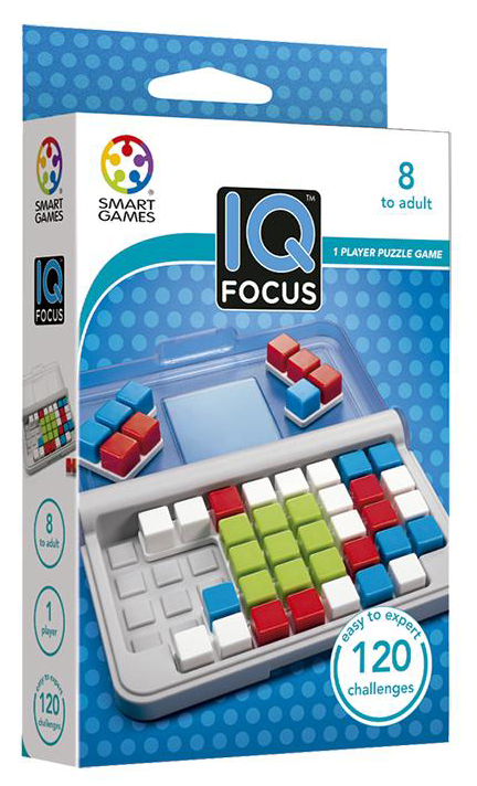 IQ-FOCUS. SMART GAMES