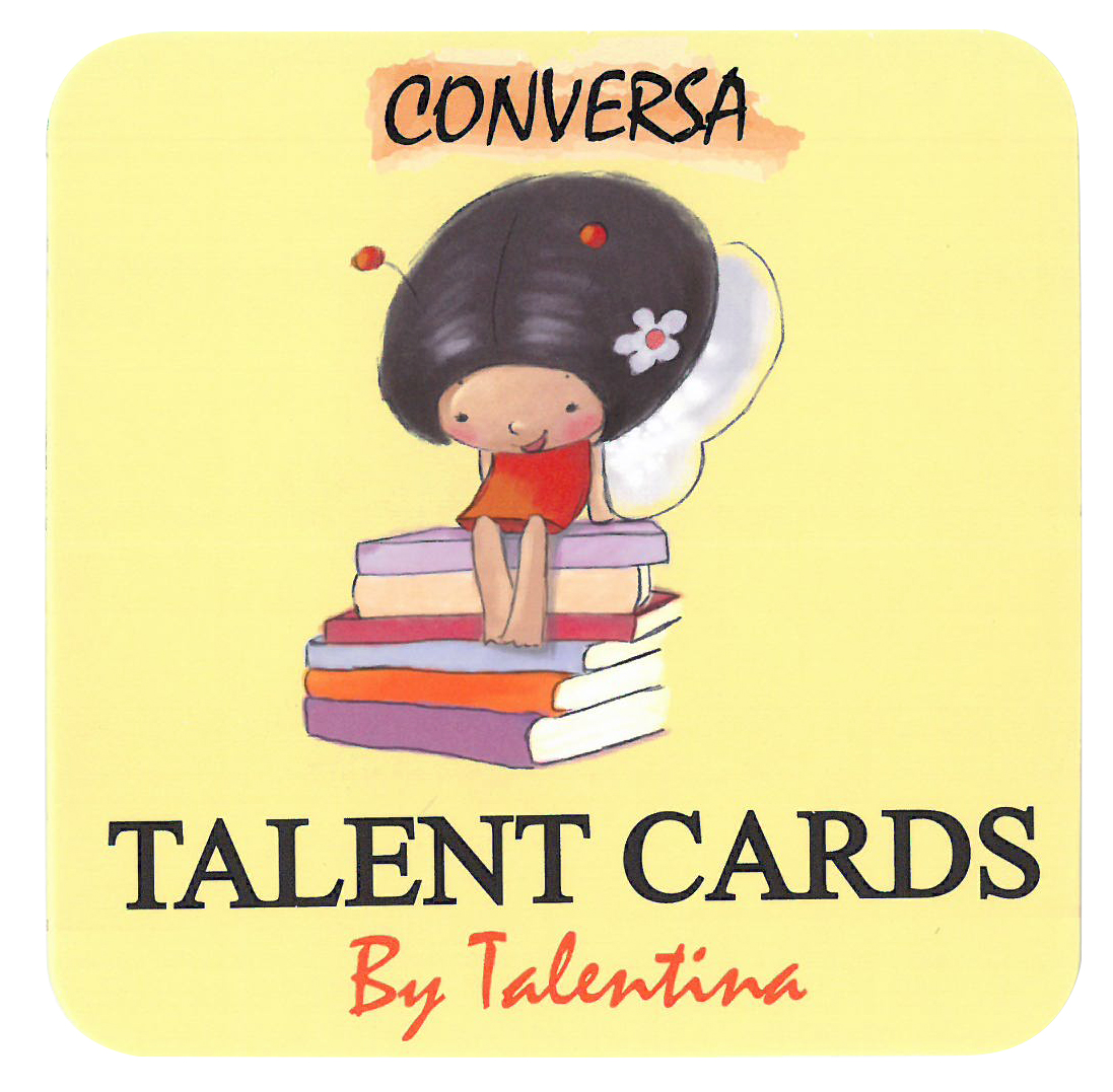 CONVERSA TARJETAS  TALENT CARDS