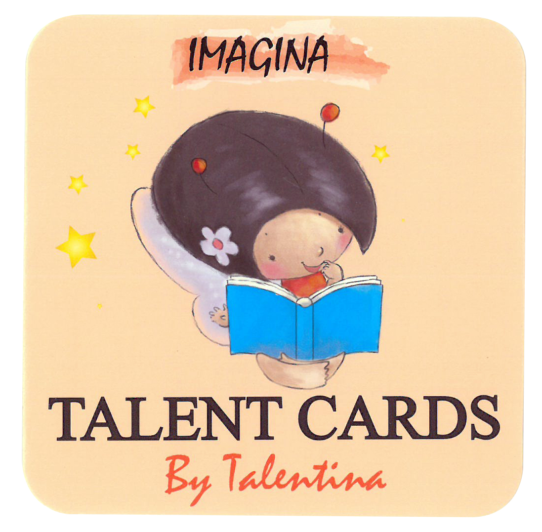 IMAGINA TARJETAS  TALENT CARDS