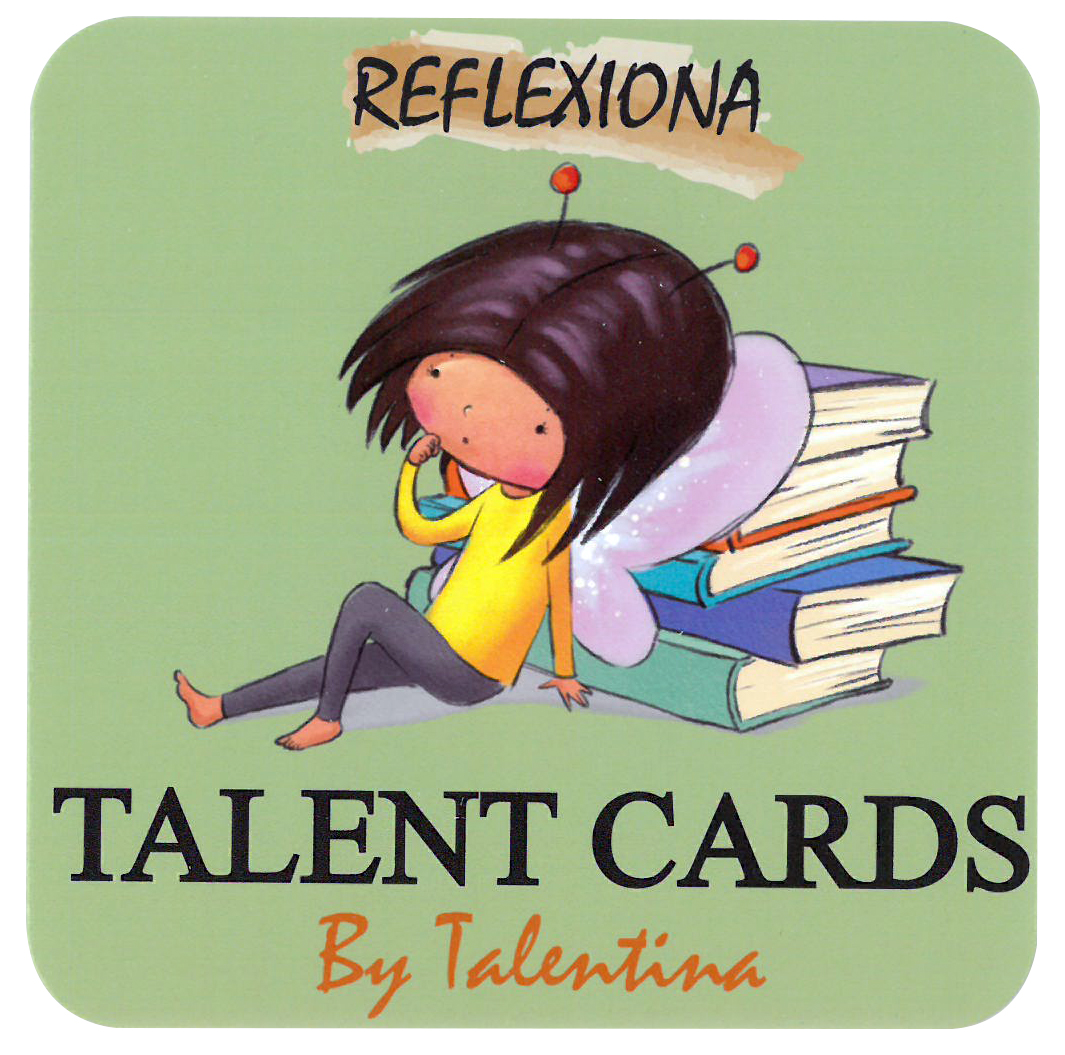 REFLEXIONA TARJETAS TALENT CARD