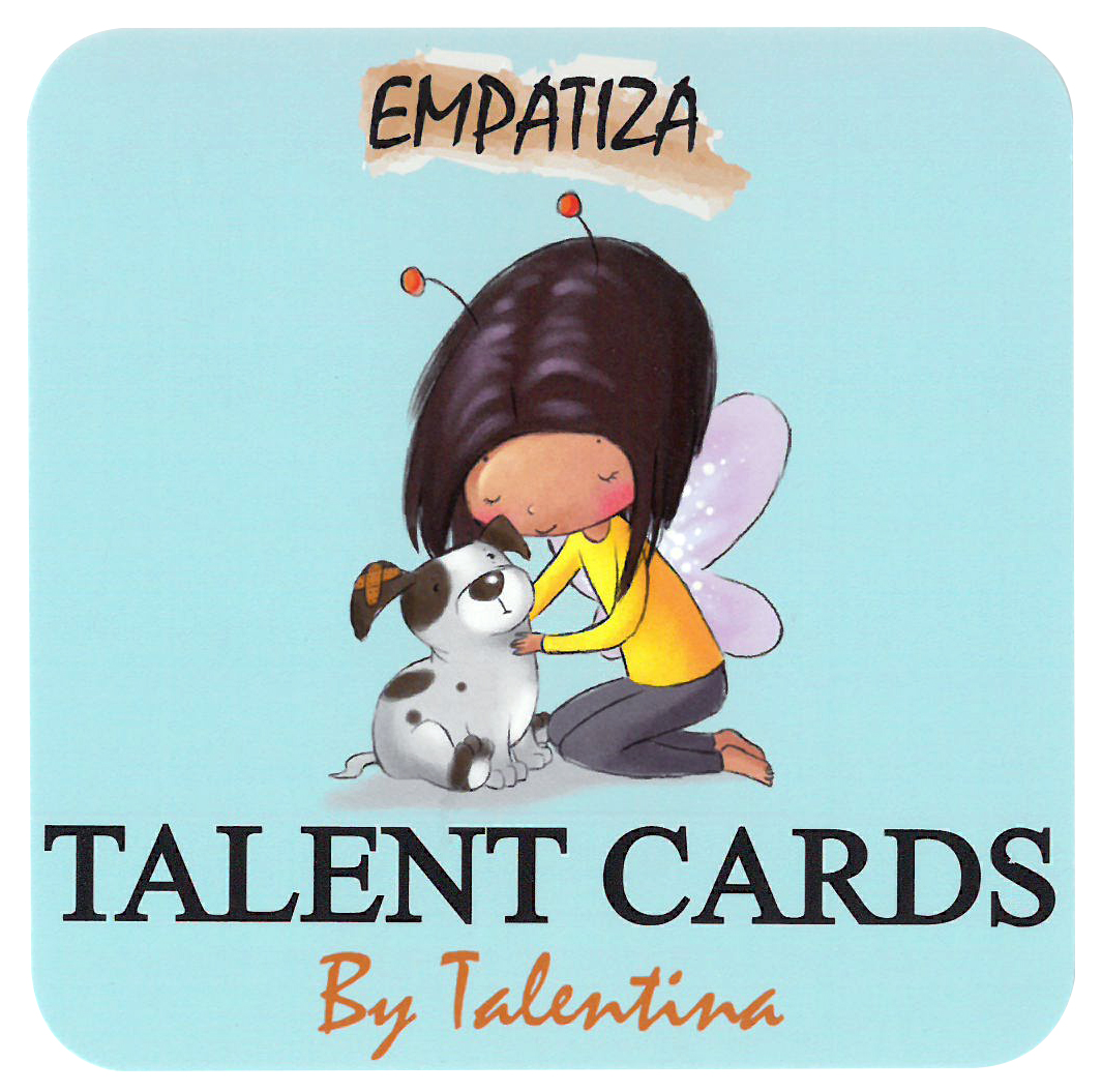 EMPATIZA TARJETAS TALENT CARD