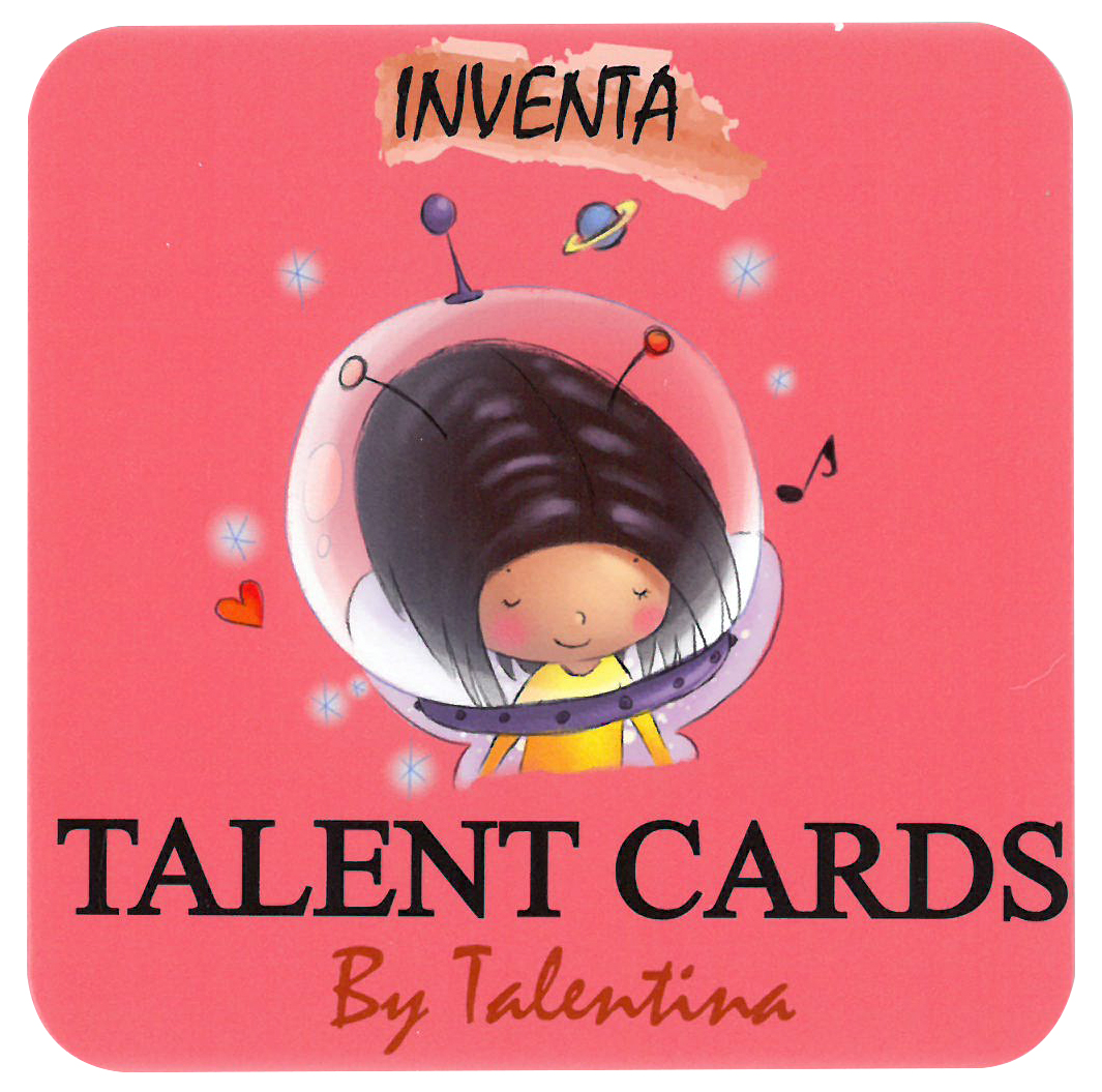 INVENTA TARJETAS TALENT CARDS