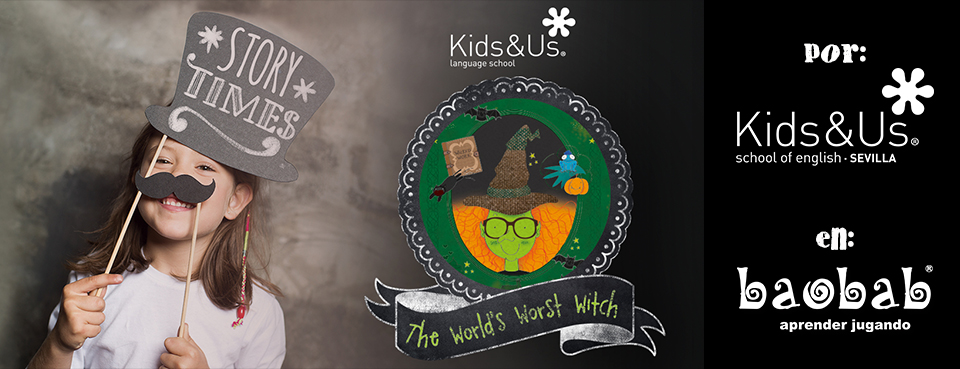 Storytelling: The World´s Worst Witch ...ver más