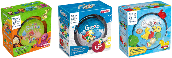 Grabolo Junior Grabolo Números y Grabolo 3D
