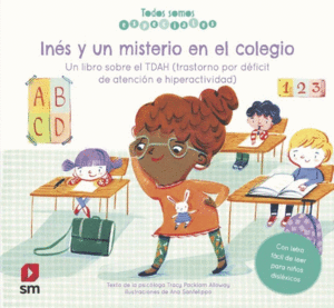 Portada del libro Inés y Un Misterio en el Colegio