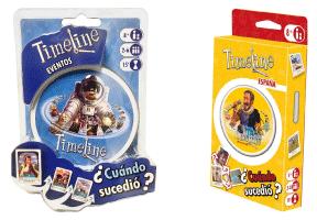 Juegos Timeline