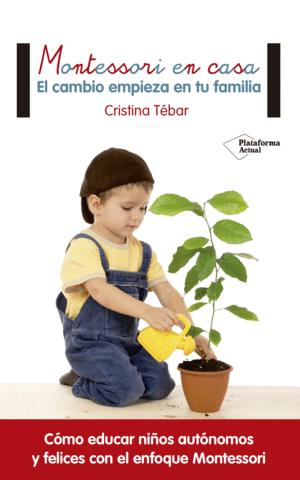 libro montessori en casa
