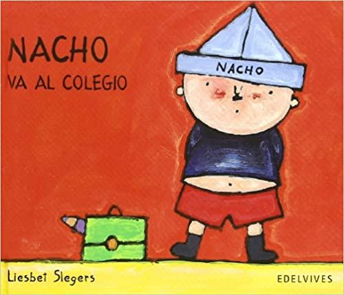 Portada del libro Nacho va al colegio