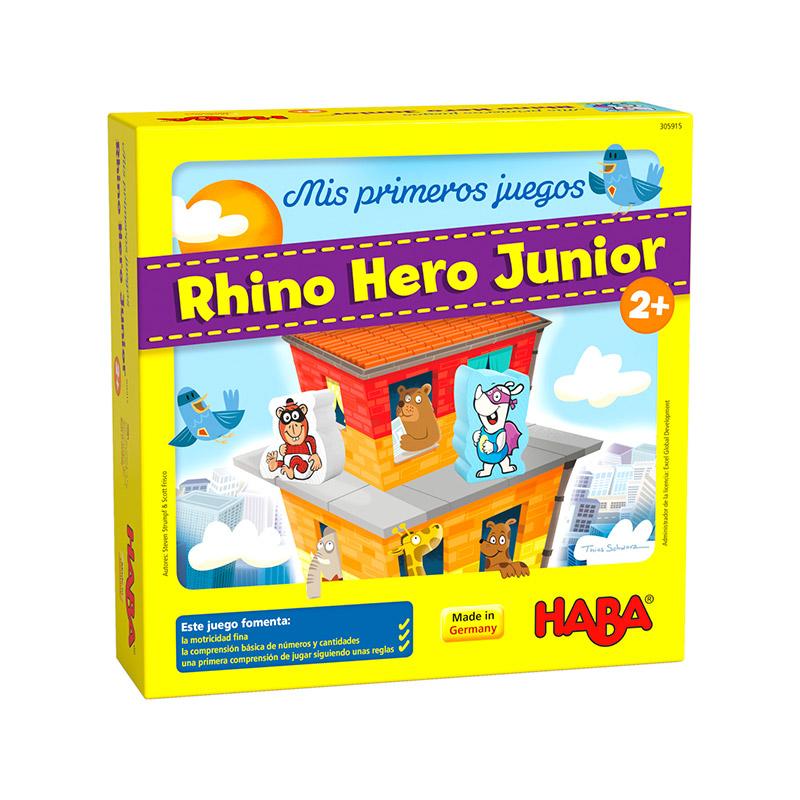 juego rhino hero jr