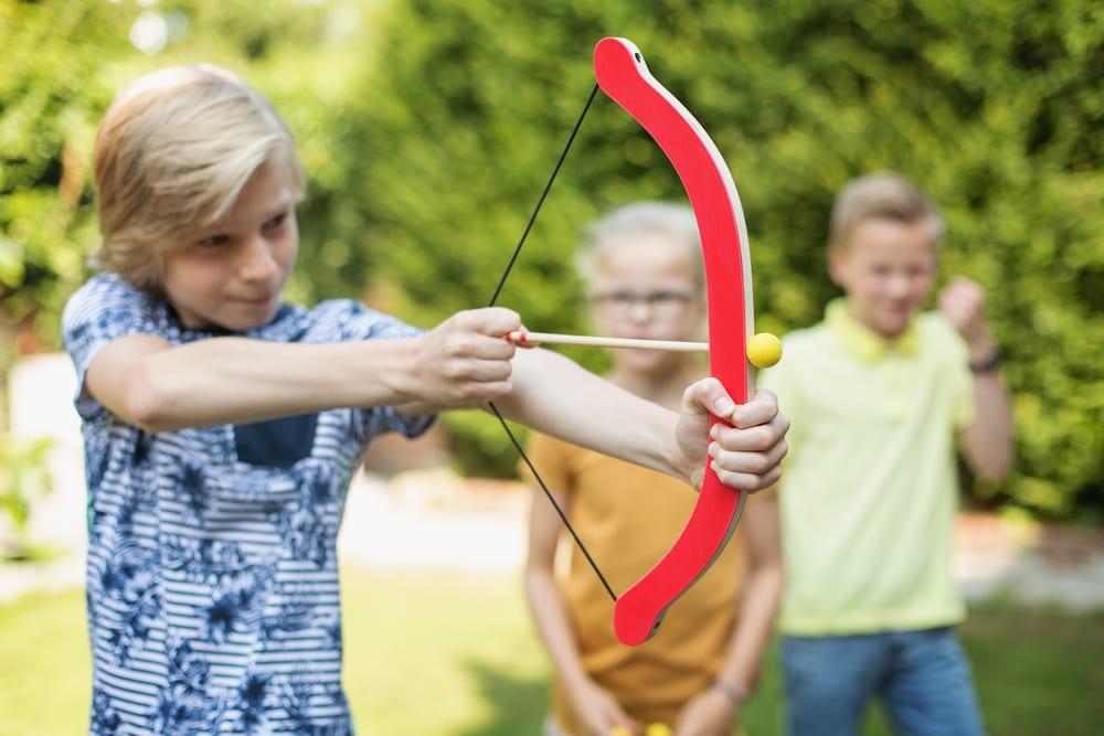 Set de arco y flechas Buitenspeel