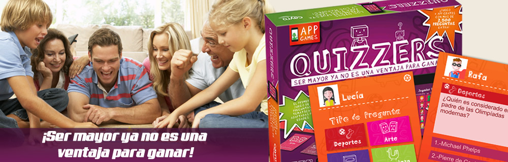 Quizzers APP Games