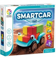 SMARTCAR COLORES. SMART GAMES