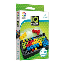 IQ TWIST. SMART GAMES