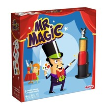 MR. MAGIC INGENIOSO. BLUEORANGE