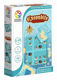 ESCONDITE EN LA ISLA JR NUEVO. SMART GAMES