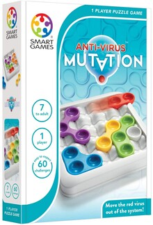 MUTACIÓN ANTIVIRUS. SMART GAMES