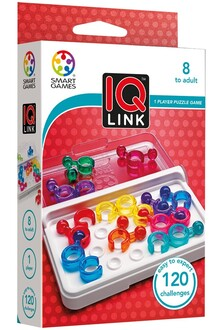 IQ PUZLE LINK. SMART GAMES