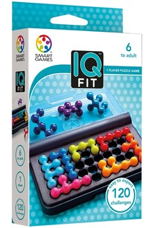 IQ PUZLE FIT. SMART GAMES