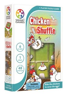 GALLINAS Y HUEVOS. SMART GAMES