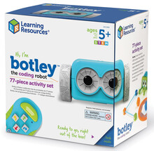 ROBOT BOTLEY 77 PZAS. LEARNING RESOURCES