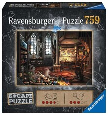 PUZLE ESCAPE DRAGÓN 759 PZAS. RAVENSBURGER