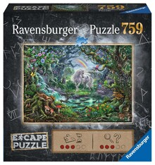 PUZLE ESCAPE UNICORNIO 759 PZAS. RAVENSBURGER
