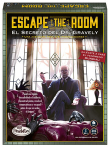ESCAPE ROOM EL SECRETO DEL DR. GRAVELY. THINKFUN