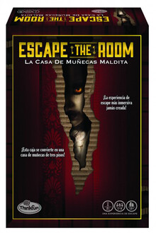 ESCAPE ROOM LA CASA DE MUÑECAS MALDITA. THINKFUN